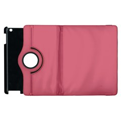 Rosey Apple Ipad 3/4 Flip 360 Case by snowwhitegirl