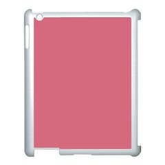 Rosey Apple Ipad 3/4 Case (white) by snowwhitegirl