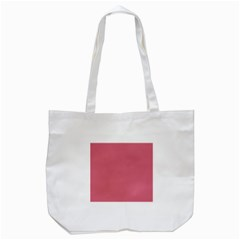 Rosey Tote Bag (white) by snowwhitegirl