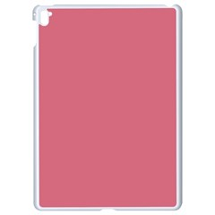 Rosey Apple Ipad Pro 9 7   White Seamless Case by snowwhitegirl