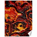Lava Active Volcano Nature Canvas 12  x 16   16 x12 Canvas - 1
