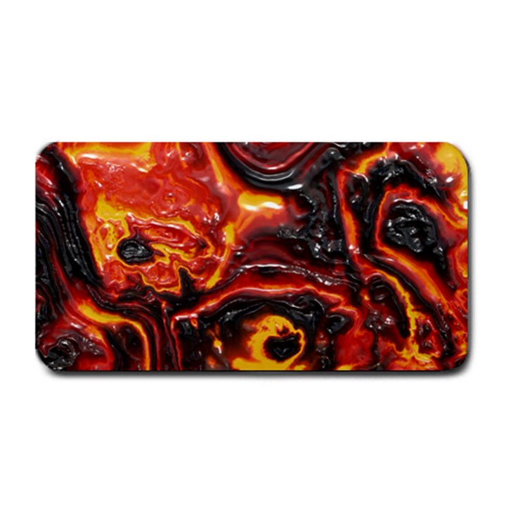 Lava Active Volcano Nature Medium Bar Mats