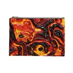 Lava Active Volcano Nature Cosmetic Bag (Large)  Front