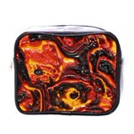 Lava Active Volcano Nature Mini Toiletries Bags Front