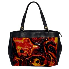 Lava Active Volcano Nature Office Handbags by Alisyart