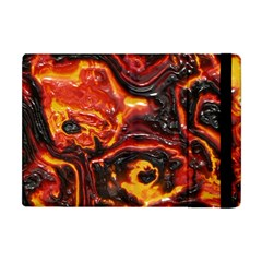 Lava Active Volcano Nature Apple Ipad Mini Flip Case by Alisyart