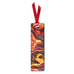 Lava Active Volcano Nature Small Book Marks by Alisyart