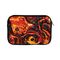Lava Active Volcano Nature Apple Ipad Mini Zipper Cases by Alisyart