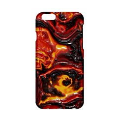 Lava Active Volcano Nature Apple Iphone 6/6s Hardshell Case by Alisyart