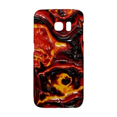 Lava Active Volcano Nature Galaxy S6 Edge by Alisyart