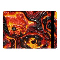 Lava Active Volcano Nature Apple Ipad Pro 10 5   Flip Case by Alisyart
