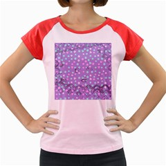 Little Face Women s Cap Sleeve T-Shirt