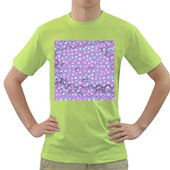 Little Face Green T-Shirt