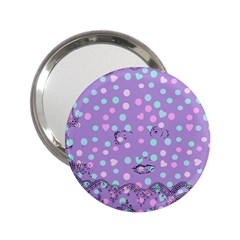 Little Face 2.25  Handbag Mirrors