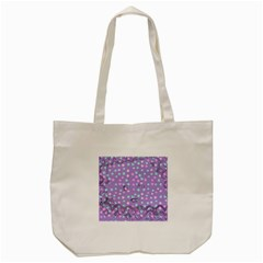 Little Face Tote Bag (Cream)