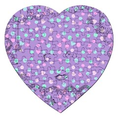Little Face Jigsaw Puzzle (Heart)