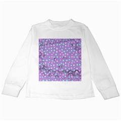 Little Face Kids Long Sleeve T-Shirts