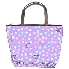 Little Face Bucket Bags