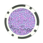 Little Face Poker Chip Card Guard (10 pack) Back