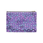 Little Face Cosmetic Bag (Medium)  Back