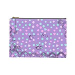 Little Face Cosmetic Bag (Large)  Front