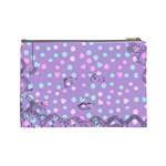 Little Face Cosmetic Bag (Large)  Back