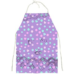 Little Face Full Print Aprons