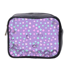 Little Face Mini Toiletries Bag 2-Side