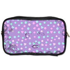 Little Face Toiletries Bags 2-Side