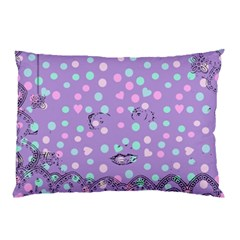 Little Face Pillow Case (Two Sides)