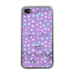 Little Face Apple iPhone 4 Case (Clear)