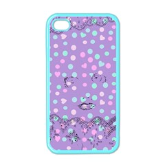 Little Face Apple iPhone 4 Case (Color)