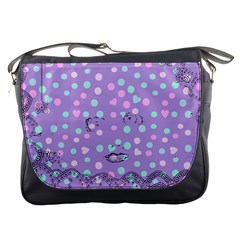 Little Face Messenger Bags