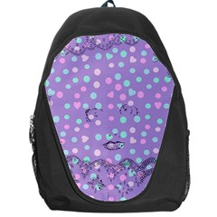Little Face Backpack Bag