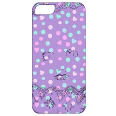 Little Face Apple iPhone 5 Classic Hardshell Case