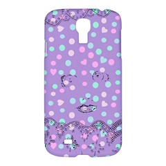 Little Face Samsung Galaxy S4 I9500/i9505 Hardshell Case by snowwhitegirl