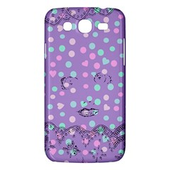 Little Face Samsung Galaxy Mega 5.8 I9152 Hardshell Case