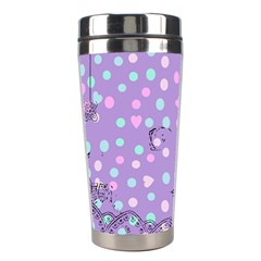 Little Face Stainless Steel Travel Tumblers