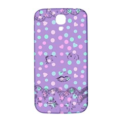 Little Face Samsung Galaxy S4 I9500/i9505  Hardshell Back Case by snowwhitegirl