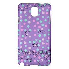 Little Face Samsung Galaxy Note 3 N9005 Hardshell Case