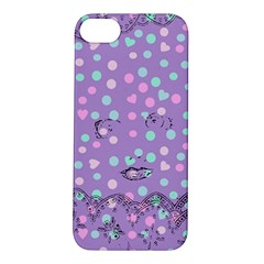 Little Face Apple iPhone 5S/ SE Hardshell Case