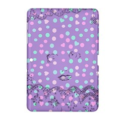 Little Face Samsung Galaxy Tab 2 (10.1 ) P5100 Hardshell Case