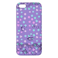 Little Face iPhone 5S/ SE Premium Hardshell Case