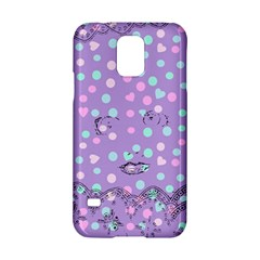 Little Face Samsung Galaxy S5 Hardshell Case