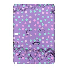 Little Face Samsung Galaxy Tab Pro 10.1 Hardshell Case