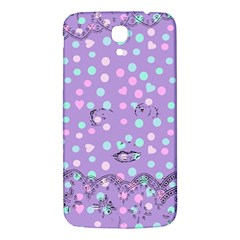 Little Face Samsung Galaxy Mega I9200 Hardshell Back Case