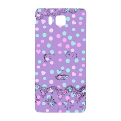 Little Face Samsung Galaxy Alpha Hardshell Back Case