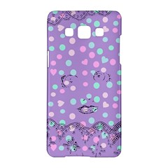 Little Face Samsung Galaxy A5 Hardshell Case