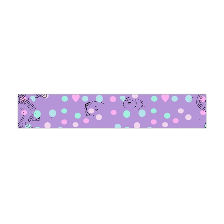 Little Face Flano Scarf (Mini)