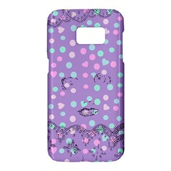 Little Face Samsung Galaxy S7 Hardshell Case